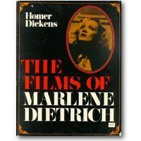 Dickens, Laade 1974 – The films of Marlene Dietrich
