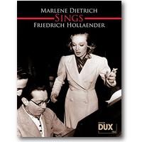 Hollaender, Dietrich 2011 – Marlene Dietrich sings Friedrich Hollaender