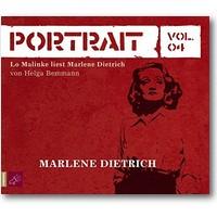 Bemmann 2006 – Lo Malinke liest Marlene Dietrich