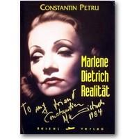 Petru 1993 – Marlene Dietrich