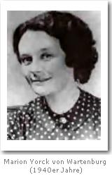 Marion Yorck von Wartenburg
