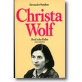 Stephan 1987 – Christa Wolf