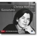 Wolf 2012 – Christa Wolf liest Kassandra