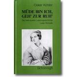 Köhler 1991 – Müde bin ich