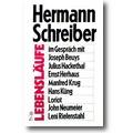 Schreiber 1982 – Lebensläufe
