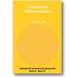 Zittel, Holona 2008 – Positionen der Jelinek-Forschung