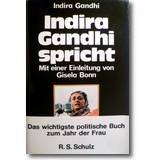 Gandhi 1975 – Indira Gandhi spricht