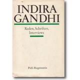 Gandhi, Schorr 1988 – Indira Gandhi