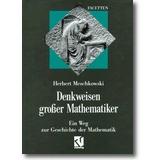Meschkowski (Hg.) 1990 – Denkweisen großer Mathematiker