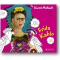 Weißenbach 2008 – Kunst-Malbuch Frida Kahlo