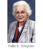 Hallie B. Stiegman