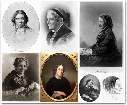 a biography of harriet beecher stowe Harriet beecher stowe changed history with a story her life shows what ordinary  people can do to change something they feel is wrong harriet was born in.