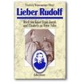 Weissensteiner (Hg.) 1991 – Lieber Rudolf