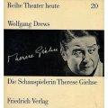 Drews 1965 – Die Schauspielerin Therese Giehse