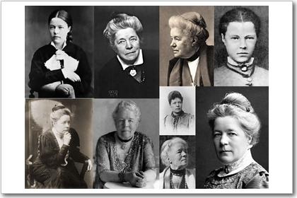 Bilder von Selma Lagerlöf