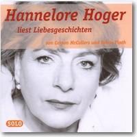Hannelore Hoger liest Liebesgeschichten 2005