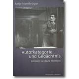 Mansbrügge 2002 – Autorkategorie und Gedächtnis