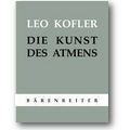 Kofler 1992 – Die Kunst des Atmens
