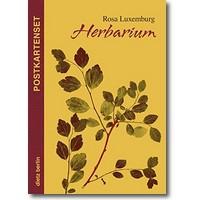 Luxemburg 2016 – Herbarium Postkartenset