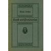 Zetkin, Koch 1911 – Kunst und Proletariat