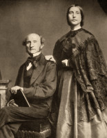 Harriet Taylor Mill und John Stuart Mill