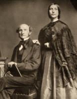 Harriet Taylor Mill und John Stuart Mill