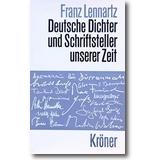 Lennartz 1969 – Deutsche Dichter und Schriftsteller unserer