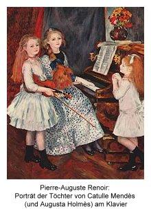 Drei Töchter der Augusta Holmès
