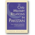 Shafqat 1997 – Civil-military relations in Pakistan