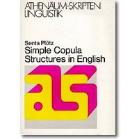 Trömel-Plötz 1972 – Simple copula structures in English