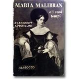 Larionoff, Pestellini 1935 – Maria Malibran e i suoi