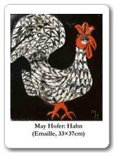 May Hofer: Hahn