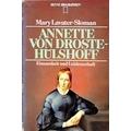 Lavater-Sloman 1981 – Annette von Droste-Hülshoff