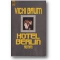 Baum 1985 – Hotel Berlin