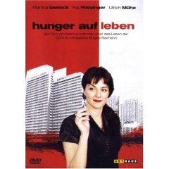 DVD Hunger auf Leben