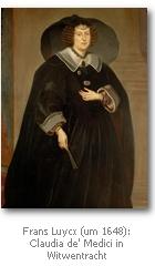 Claudia de' Medici