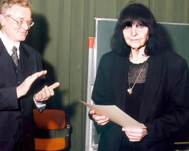 Friederike Mayr�cker