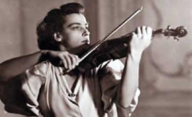 Ginette Neveu Violine