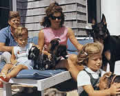 Jackie Kennedy Familie