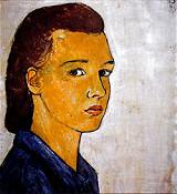 Charlotte Salomon, Selbstporträt