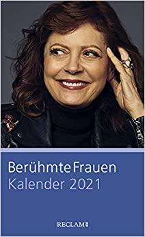 Berühmte Frauen: Kalender 2021