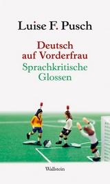 Pusch 2011 – Deutsch auf Vorderfrau